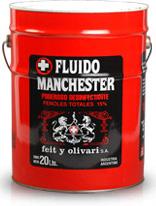 FLUIDO MANCHESTER LATA X 20 LTS.