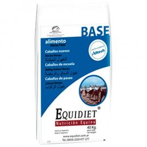 EQUIDIET BASE BOLSA X 25 KGS