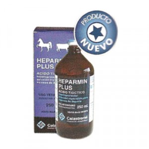 HEPARMIN  PLUS FRASCO X 250 ML.