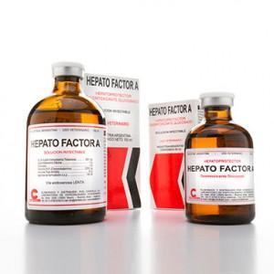 HEPATO FACTOR A FRASCO X 50 ML