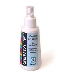 GENTA-P SPRAY FCO. X 200 ML.
