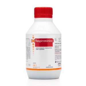 RESPIROTONICO JARABE X 500 ML.
