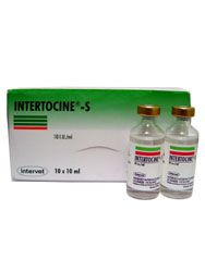 INTERTOCINE- S FCO. X 50 ML.