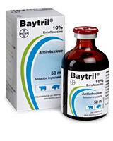 BAYTRIL 5% INY. X 100 ML.