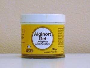 ALGINORT GEL X 50 G