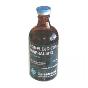 COMPLEJO EDTA MINERAL FCO. X 100 ML.