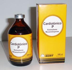 CARDIOTONICO -P  X 100 ML
