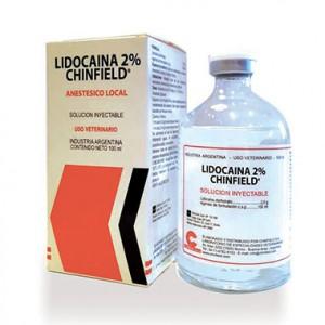 LIDOCAINA 2% FRASCO X 100 ML (CHINFIELD)