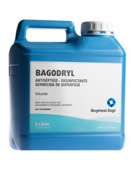 BAGODRYL BIDON X 5 LTS