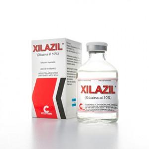 XYLAZINA 10% FCO. X 50 ML. (CHINFIELD)