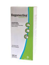 BAGOMECTINA INYECTABLE FRASCO X 500 ML.