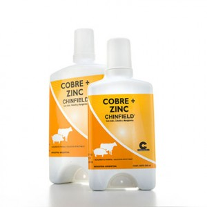 COBRE + ZINC X 500 ML