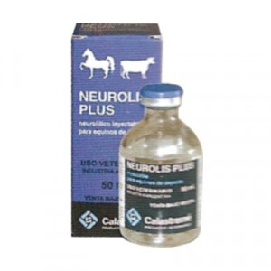 NEUROLIS PLUS  FCO. X 50 ML.